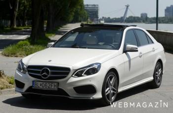 Nové Ečko od Mercedesu je luxus, ktorý treba zažiť