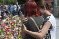 Pohreb mladíka zabitého pri útoku v Mníchove prilákal davy ľudí
