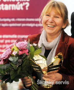 Spisovateľka Táňa Keleová-Vasilková dnes oslavuje okrúhle narodeniny