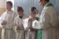 Požehnanie tried – novoročná koleda v našej škole