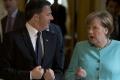 Merkelová: Urobíme všetko pre to, aby sa nezatvárali hranice