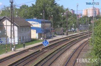 Unikátny vlakový videoprojekt: Železničná stanica Bratislava Lamač