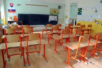 Uplynulý týždeň bolo v KSK pre zvýšenú chorobnosť zatvorených 78 škôl