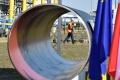 Vo V. Kapušanoch začali výstavbu prepojovacieho plynovodu do Poľska