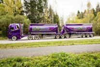 VIDEO: Toto je sen každého kamionistu