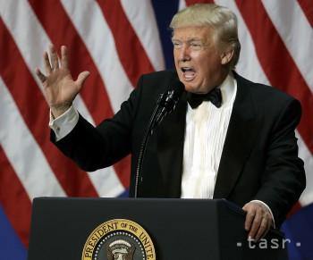 Základným princípom Trumpovej diplomacie bude heslo Mier prostredníctvom sily. Jeho dodržiavanie by malo priniesť pokojnejší svet, v ktorom bude menej konfliktov a viac spoločných záujmov. Na snímke novozvolený prezident USA Donald Trump počas inaugurácie 20. januára 2017 vo Washingtone.