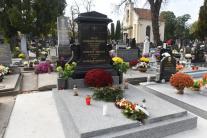 Pomník Mikuláša Schneidera-Trnavského