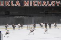 Štart prípravy na ľade HK Dukla Ingema Michalovce