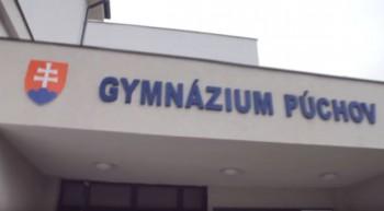 Púchovské gymnázium oslávi 70. výročie svojho vzniku