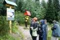 Vo Vysokých Tatrách pomohlo nemeckému turistovi 13 záchranárov