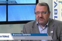 ŠKRIPEK:Europoslanci navrhli sledovať a trestať internetových hejterov