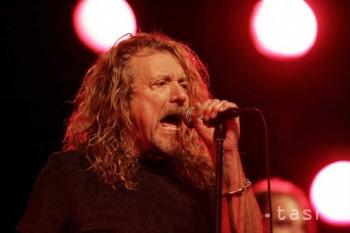Spevák Robert Plant z Led Zeppelin dnes oslavuje 65. narodeniny