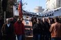 Štrajk vodičov autobusov paralyzoval grécke Thessaloniki