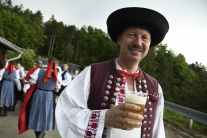 Podjavorinské folklórne slávnosti folklór tradície