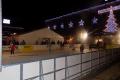 Spestrením adventu je možnosť korčuľovania na Hlavnom námestí