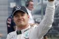 Na VC Belgicka F1 si pole position vybojoval Rosberg