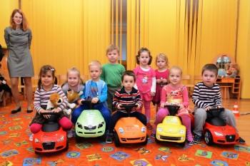 Nadácia Volkswagen Slovakia podporuje deti a mladých ľudí už päť rokov