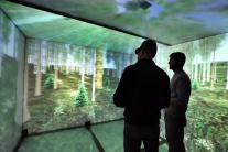 virtuálna jaskyňa, Zvolen
