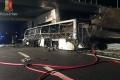 Vodičovi autobusu s uhorenými maďarskými študentmi prišlo asi zle
