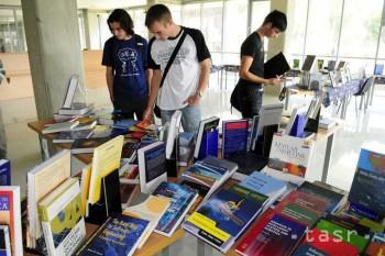 BSK odštartoval druhý ročník projektu Vráťme knihy do škôl