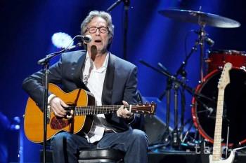 Dnes vychádza nový album Erica Claptona Old Sock