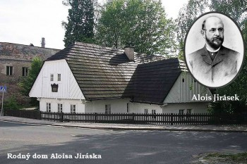 Alois Jirásek:Dnešku plne neporozumie ten, kto nepozná včerajšok