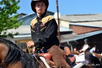 Kovboji predvádzali svoje majstrovstvo