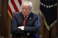 Trump zmiernil svoj postoj, hrozba ochromenia činnosti vlády je menšia