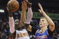 Basketbalová Atlanta potrestala Schrödera za neskorý návrat k tímu