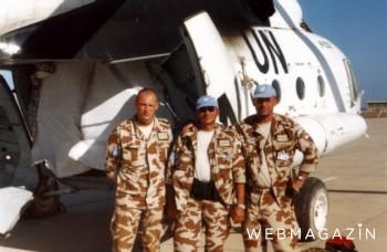 Bývalý vojak rozpráva o pôsobení na mierovej misii v africkej Eritrei