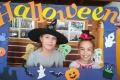 Halloweenská párty v ŠKD