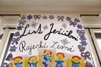 Najdlhší list Ježiškovi napísali deti v Rajeckej Lesnej