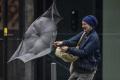 SHMÚ upozorňuje na silný dážď a vietor na horách