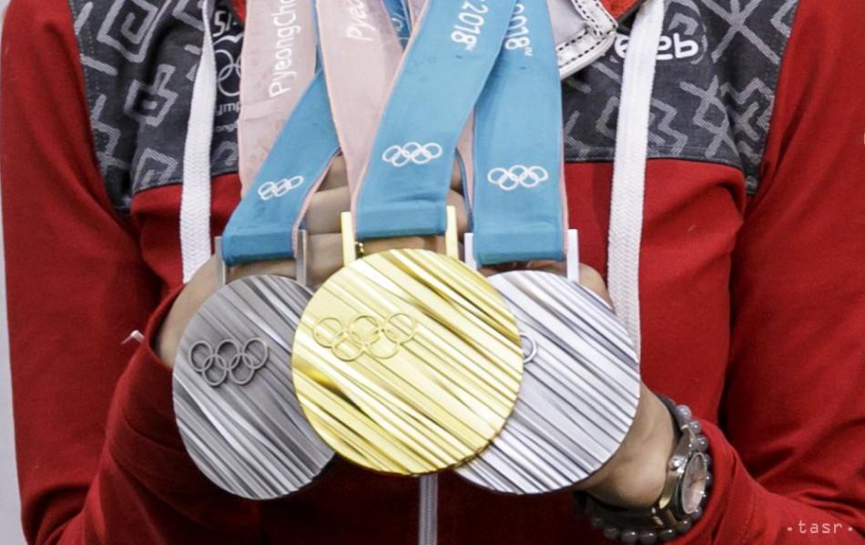 UNIKÁTNE FOTO  Títo športovci dali SR kov zo ZOH v ére samostatnosti 409342cb675