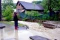 Povodne na severe Slovenska majú už tretiu obeť