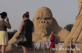 Do Bulharska vycestujete nielen za morom, ale aj za sochami z piesku
