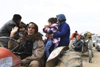Kurdskí povstalci sa začali sťahovať z mesta Sindžár