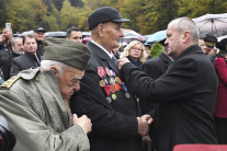 Oslavy Dňa hrdinov Karpatsko-duklianskej operácie