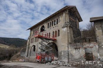 Krompachy chcú v bývalej železiarni zriadiť hutnícke múzeum