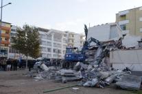 Zemetrasenie v Albánsku