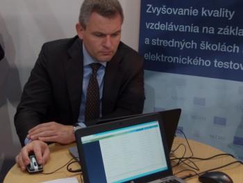 Podpredsedníčka EK ocenila prácu ministra Petra Pellegriniho