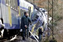 vlaky, zrážka, bavorsko