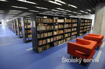 Novootvorená univerzitná knižnica má už aj kníhkupectvo