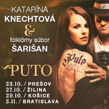 Katarína Knechtová prichádza s výnimočným projektom PUTO