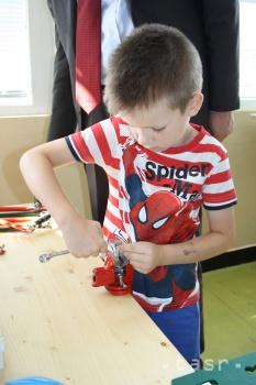 Projekt Technická škôlka v MŠ Dobšinského realizujú už štvrtý rok