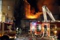 Polícia vyšetruje požiar bytu v Košiciach so smrťou ženy ako ohrozenie