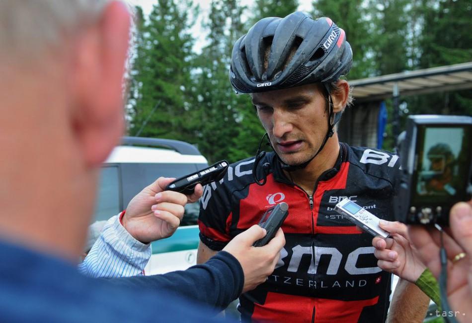 P. Velits má šancu na tretiu medailu z MS v cestnej cyklistike