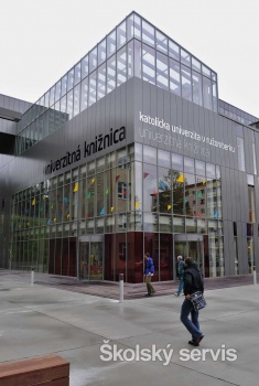 Univerzitná knižnica KU je v novej budove už 5 rokov