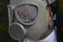 Zdravotníci z NsP Prievidza používajú plynové mask