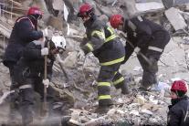 Výbuch plynu v Magnitogorsku